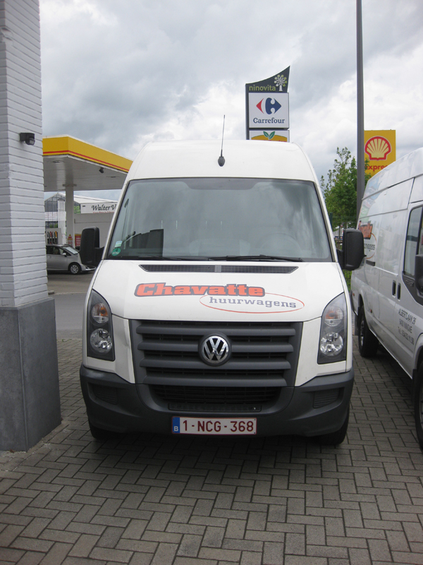 3 VW Crafter